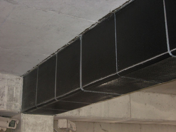 Carbon strips in structures images 627