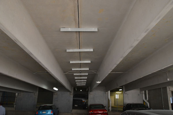 Parking Garage, Deck & Post Tension Repair & Restoration